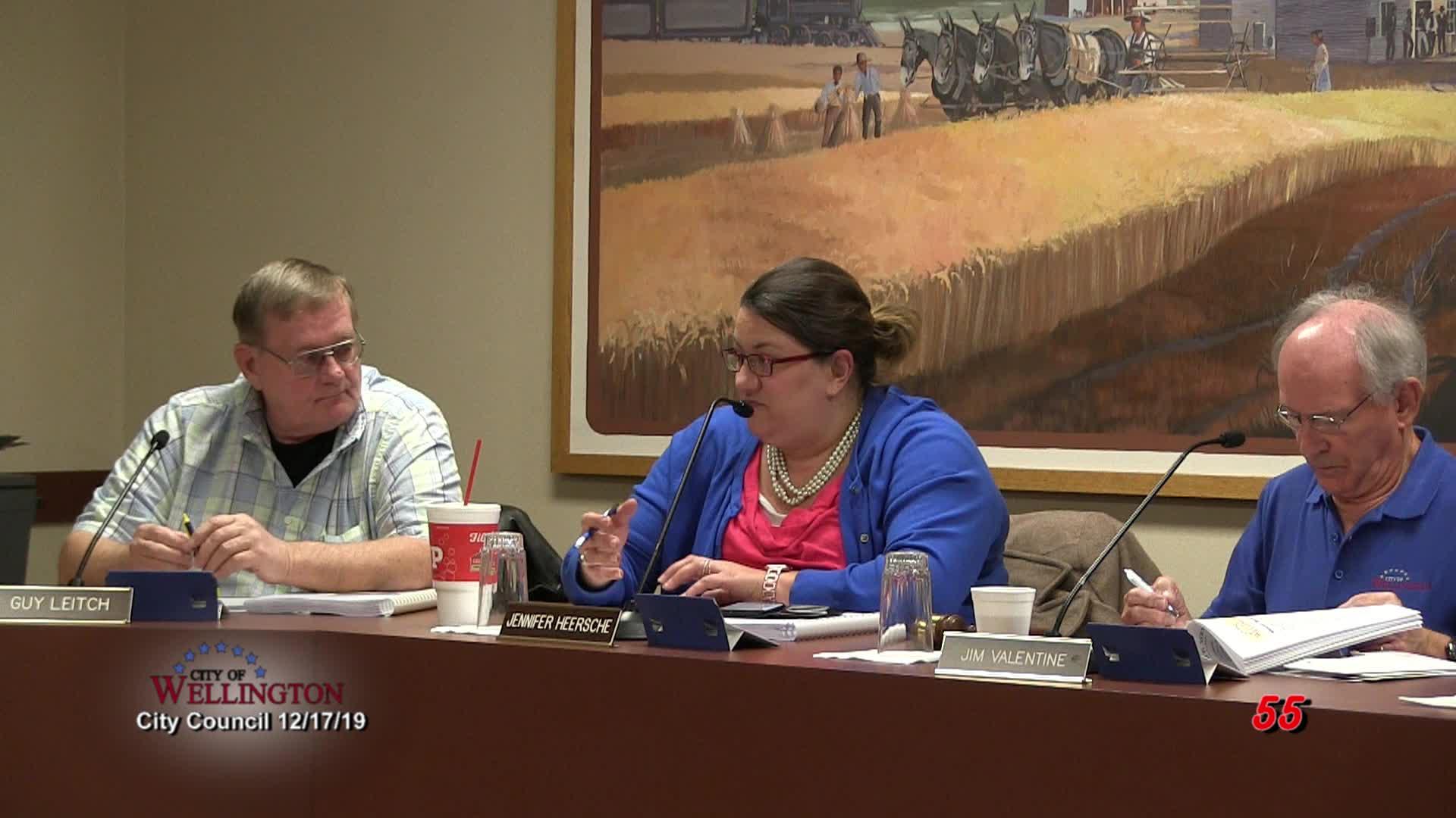 City Council Meeting 12/17/19