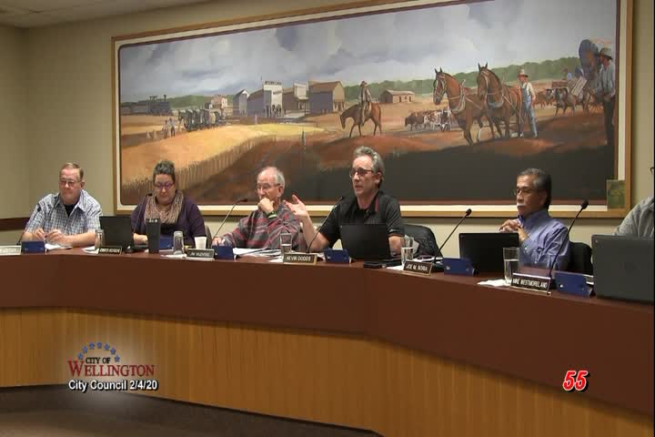 City Council Meeting February 4, 2020
