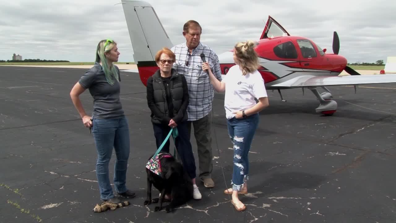 Katie's Korner - Pilots & Paws